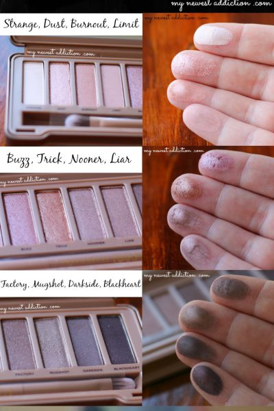 Urban Decay Naked 3 Palette: Review, Swatches, and Comparisons