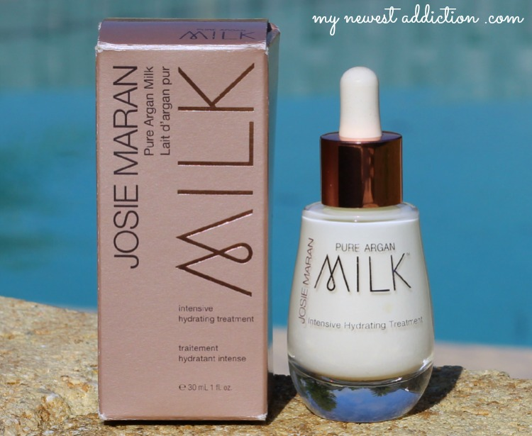 Josie Maran Pure Argan Milk