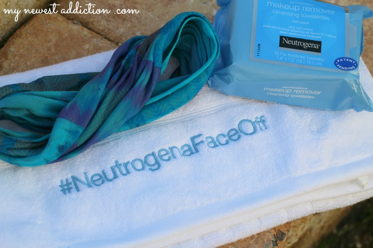 Neutrogena Face Off Challenge