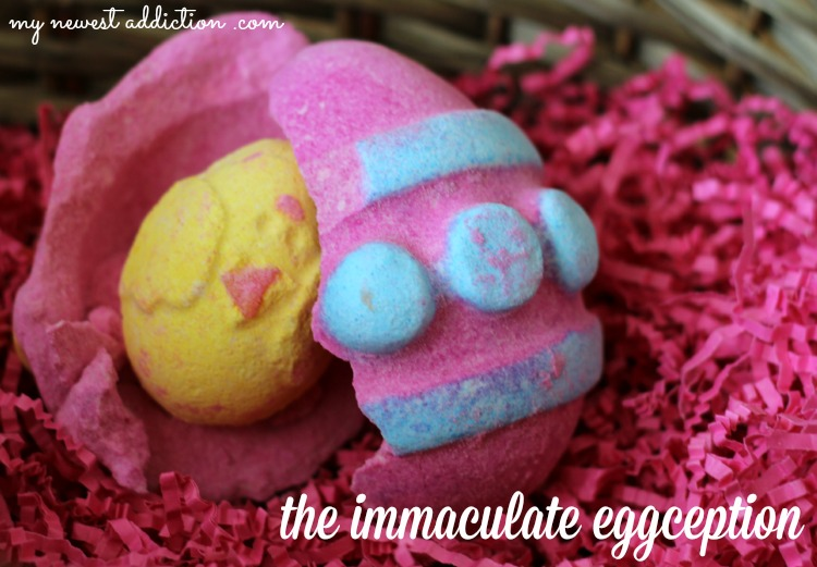 LUSH The Immaculate Eggception