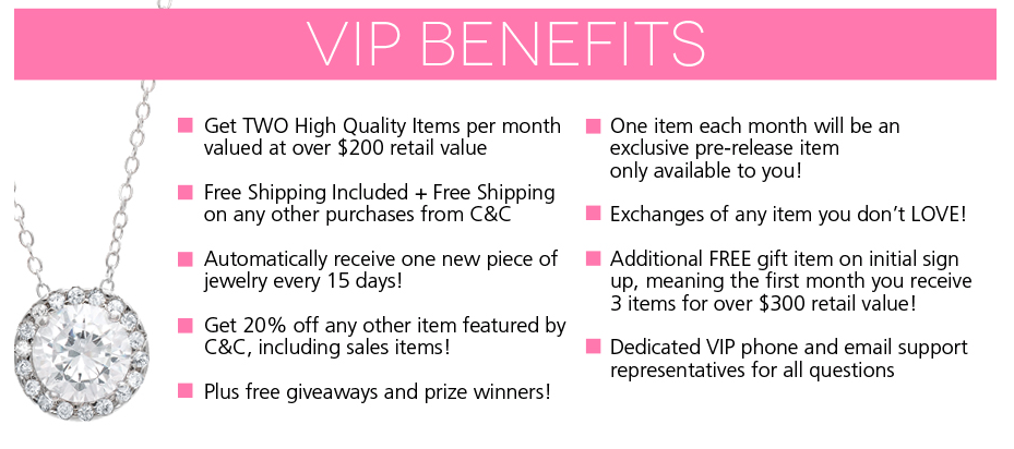 cate and chloe vip membership