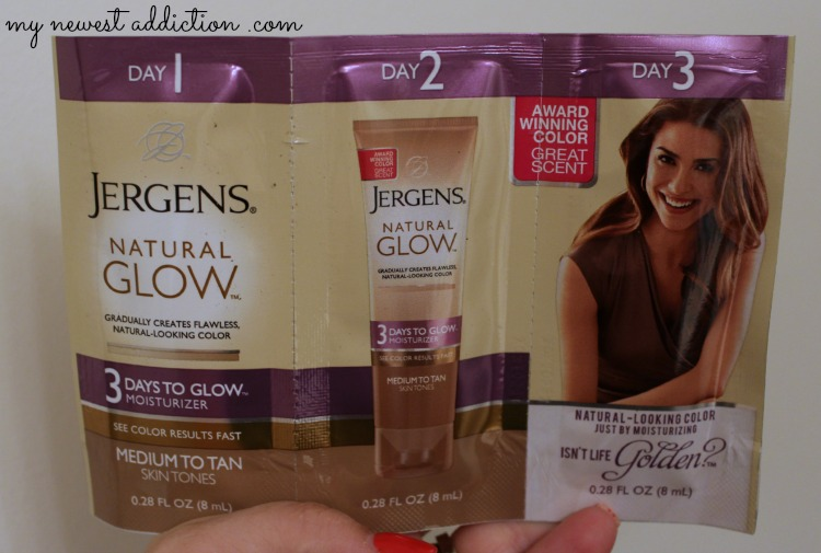 Beauty Box 5 Jergens natural glow