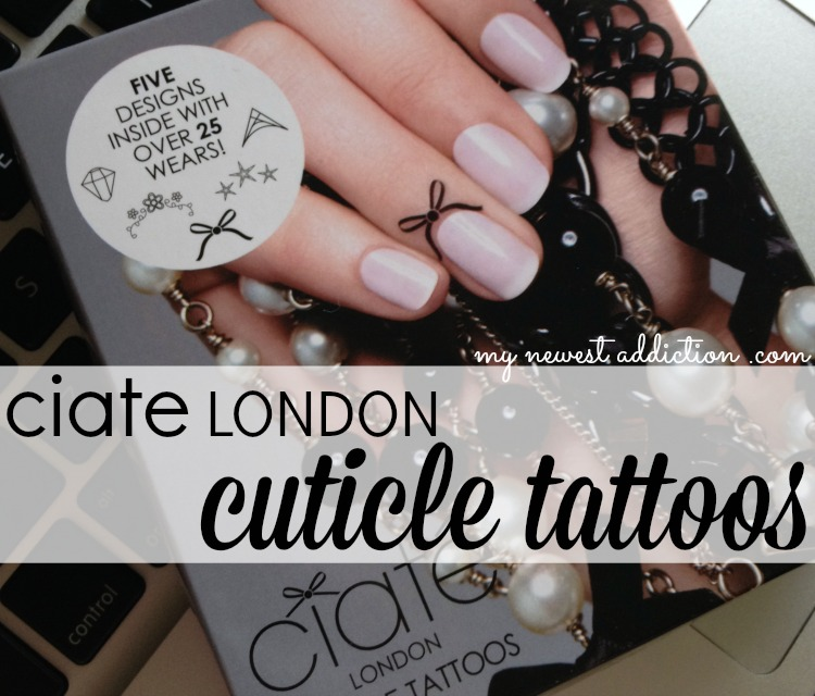 Ciate London Cuticle Tattoos