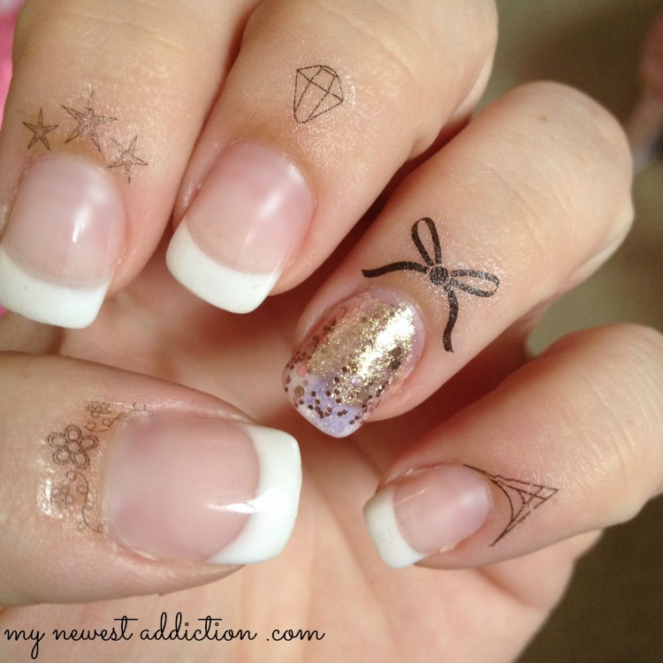 Ciate London Cuticle Tattoo Designs