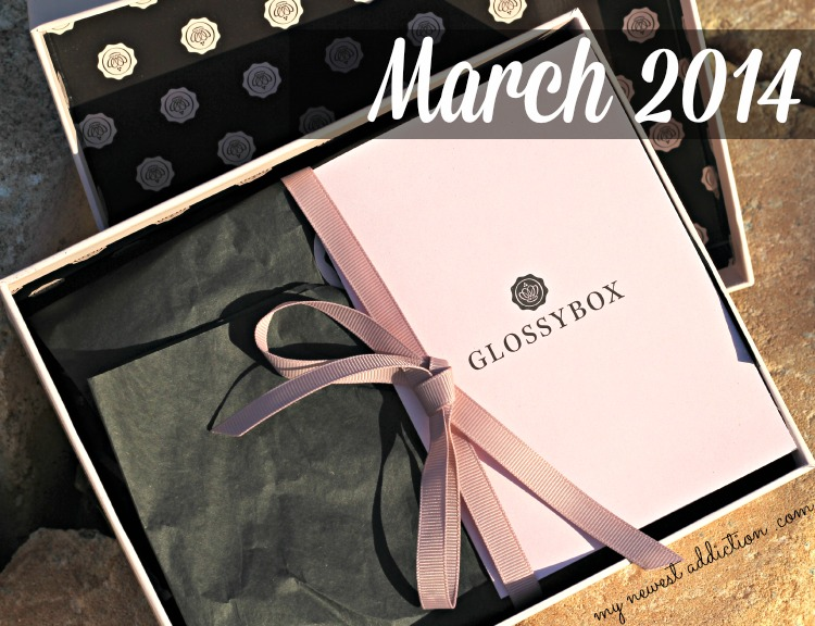 Glossybox March 2014