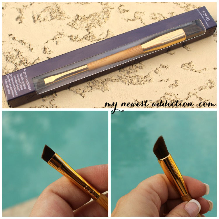 Tarte Frame-Worker Double Ended Powder Brush