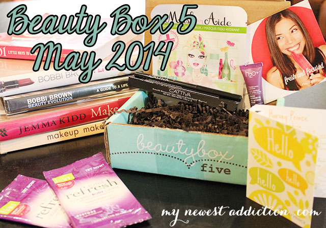 Beauty Box 5 2014