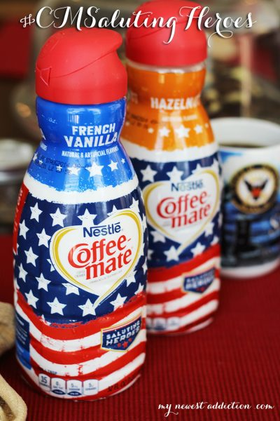 NESTLE COFFEE-MATE IS SALUTING HEROES