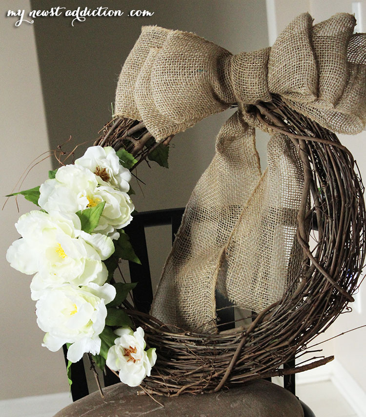 diy wreath 6