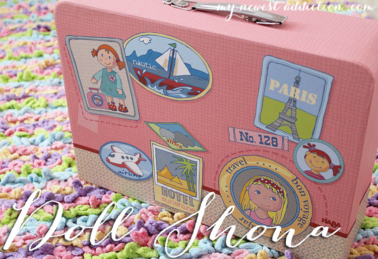 Doll Shona Suitcase