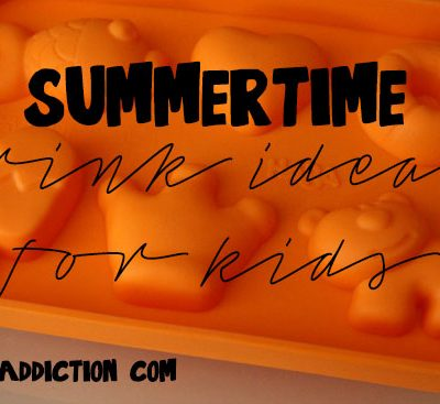 Summertime Drink Ideas For Kids