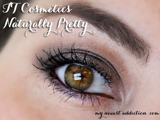 it cosmetics naturally pretty smoky eye