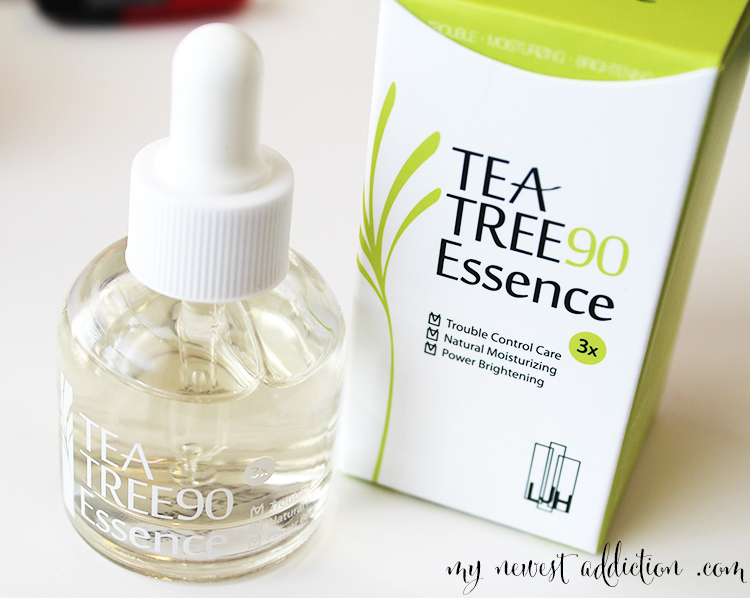 luckybox tea tree90