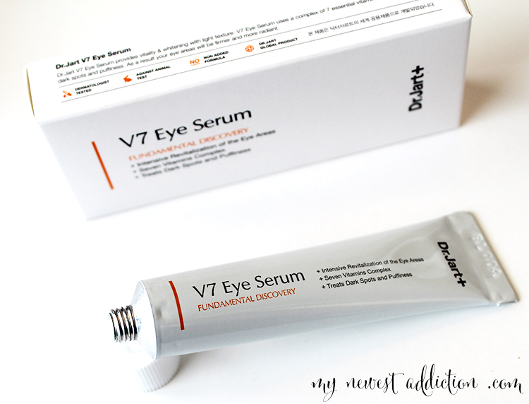 luckybox v7 eye cream