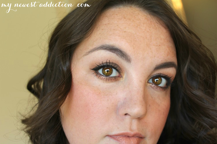 Too Faced natural eyes FOTD