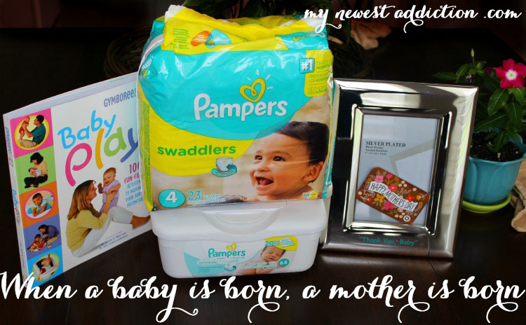 pampers thanks baby prize
