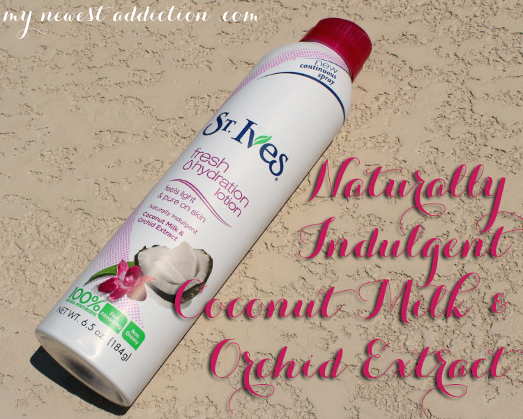 Coconut Milk & Orchid Extract