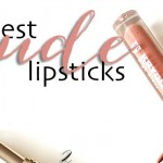 The Best Nude Lipsticks