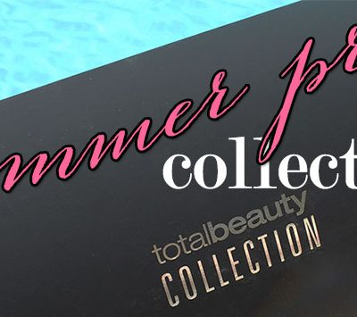 TotalBeauty The Summer Prep Collection