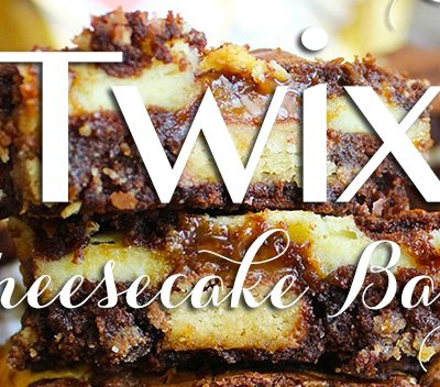 TWIX® Cheesecake Bar Recipe