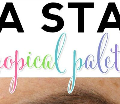 BA Star Tropical Palette