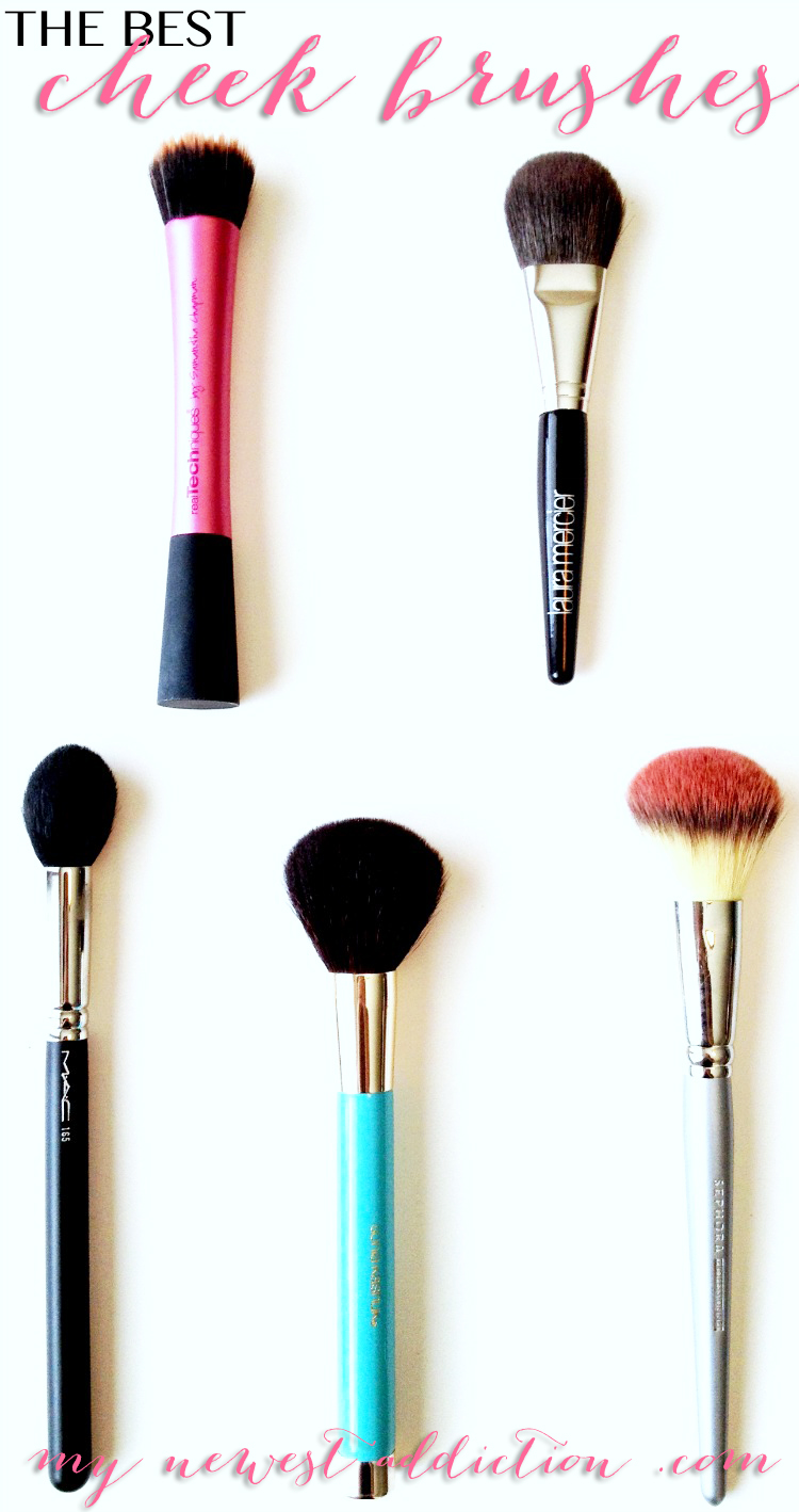 the best cheek brushes