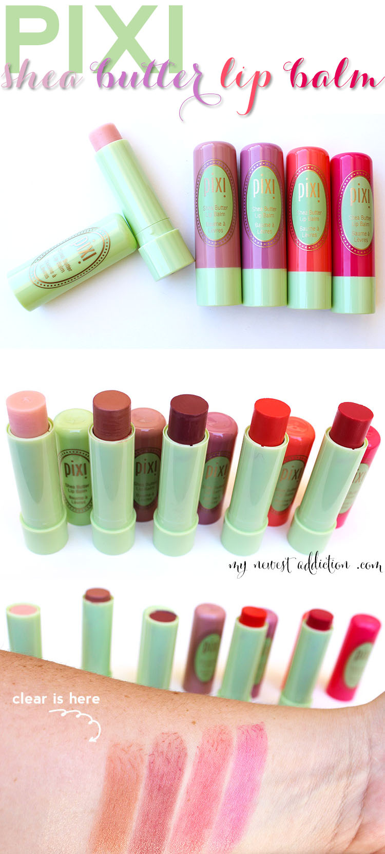 lip balm addiction Lip balm addiction is becoming a serious condition that needs to be dealt with properly this article will help understand what causes such an addiction and how to overcome it.
