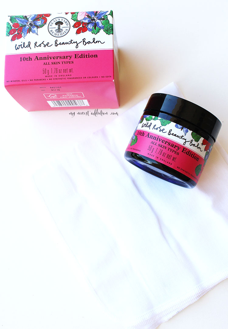 wide rose beauty balm 1oth anniversary edition