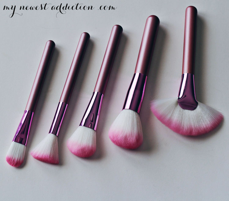 Back To School Brushes from BornPrettyStore