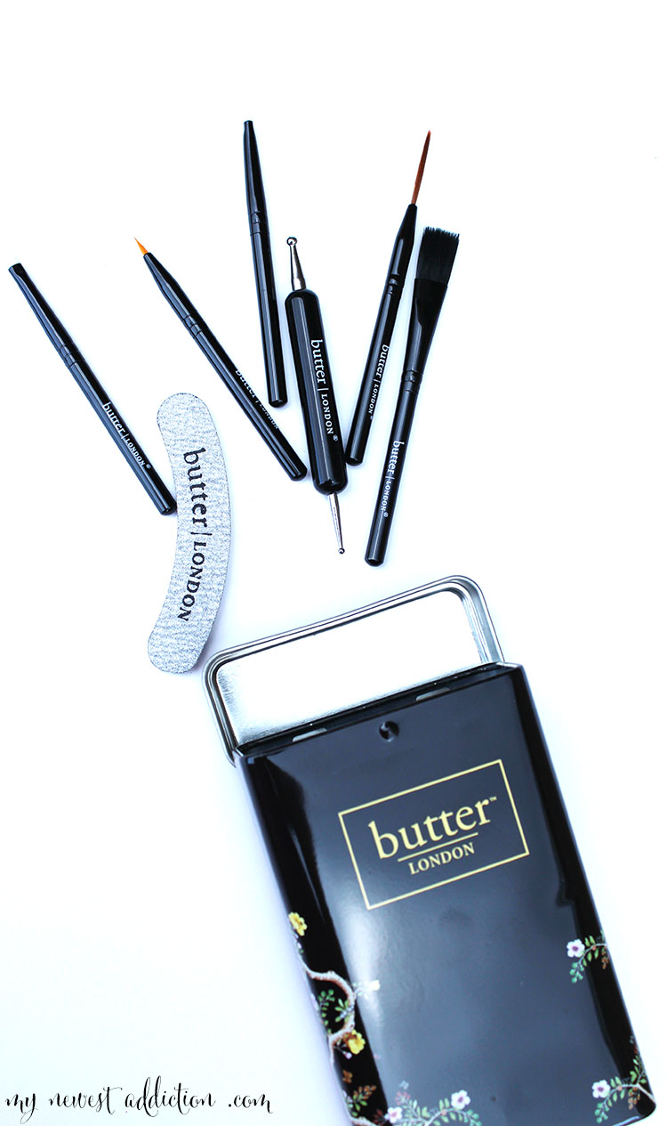 butter london nail kit