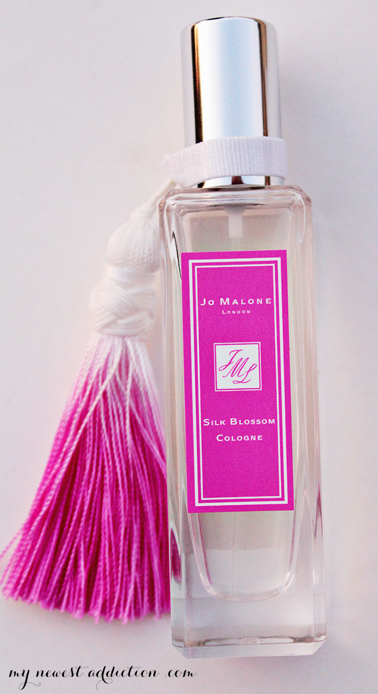 jo malone london silk blossom cologne