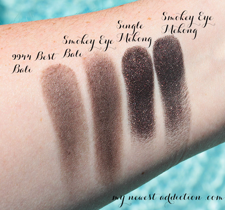 nars smokey eye comparison swatches