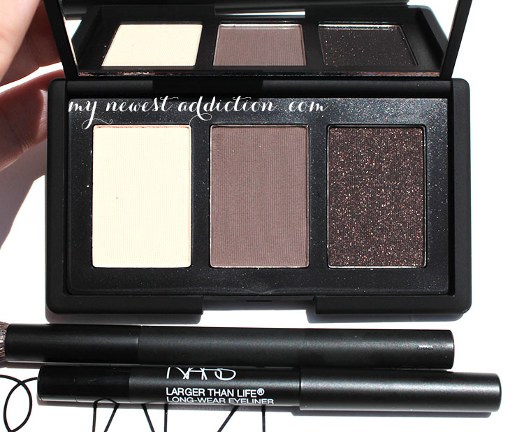 nars smokey eye kit