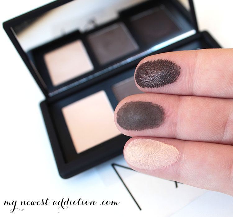 nars smokey eye swatches