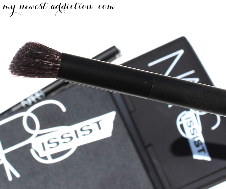 nars travel size 43 brush