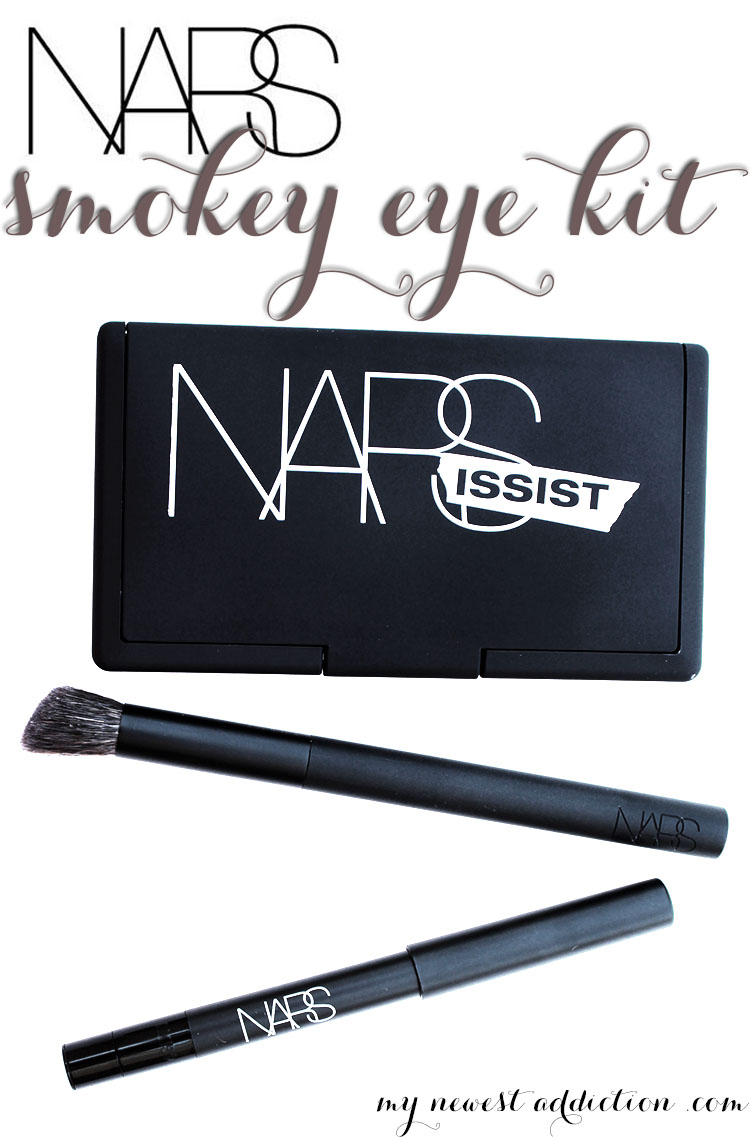 NARS Narcissist Smokey Eye Kit