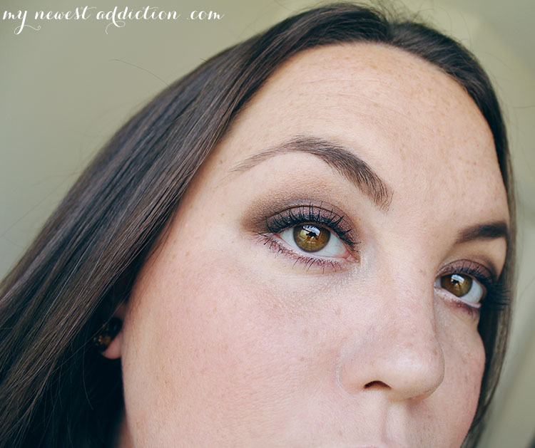 smashbox full exposure makeup look