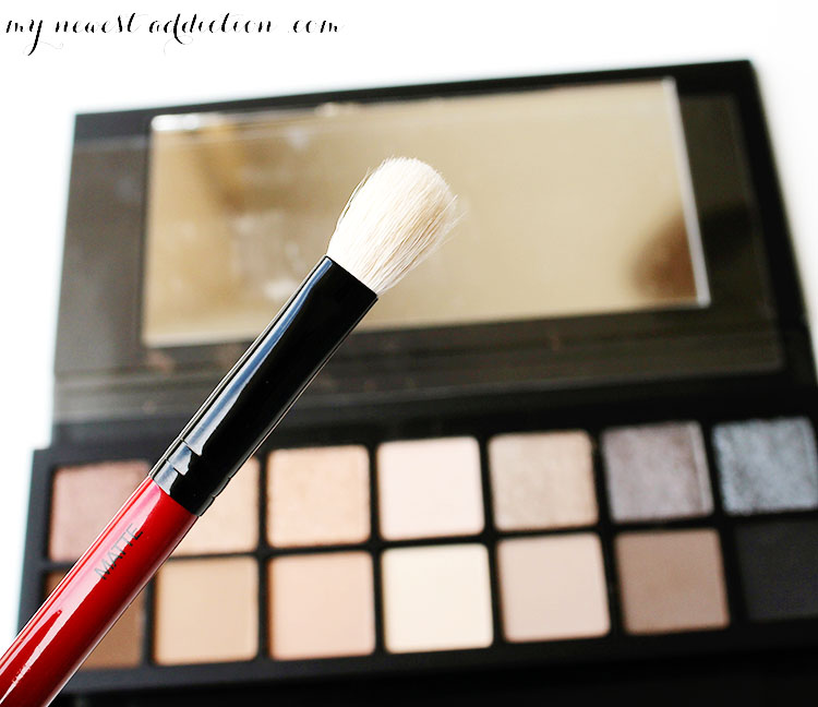 smashbox full exposure matte brush