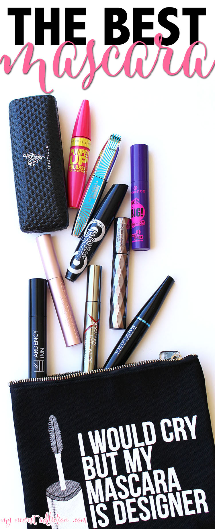 the best mascara bag