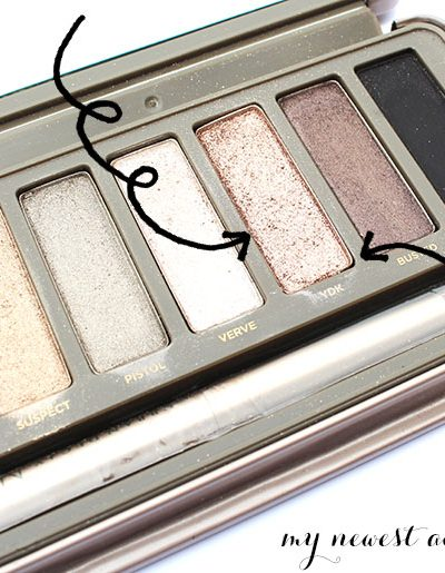 Urban Decay YDK and Giveaway