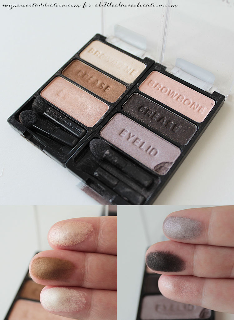 Eyeshadow Palette: The BEST Drugstore Neutral EyeShadow Palettes