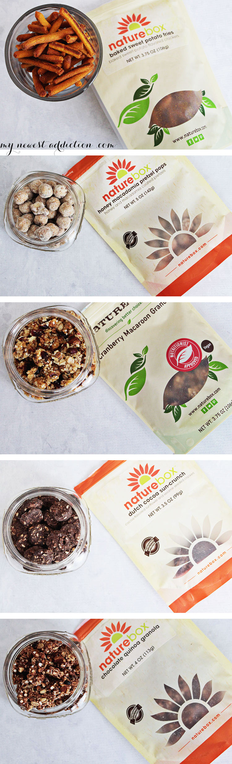 Naturebox Back To School Snacking
