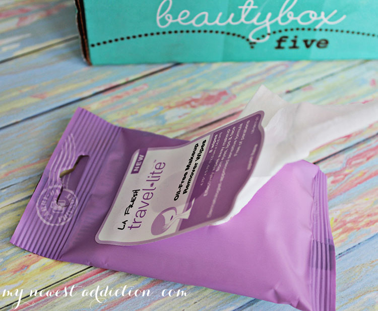 Beauty Box 5 August 2014