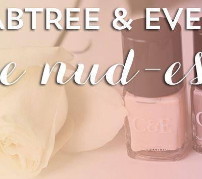 Crabtree & Evelyn The Nud-Est Collection