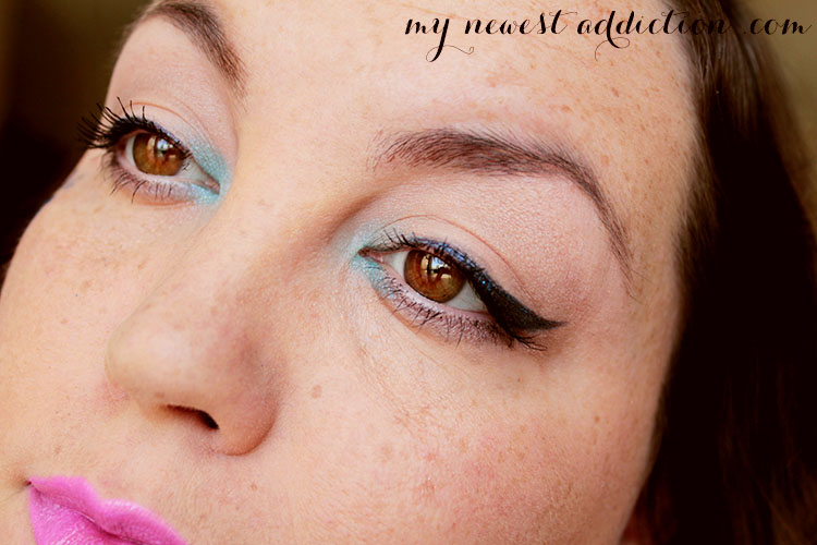 One Direction Up All Night Makeup Look