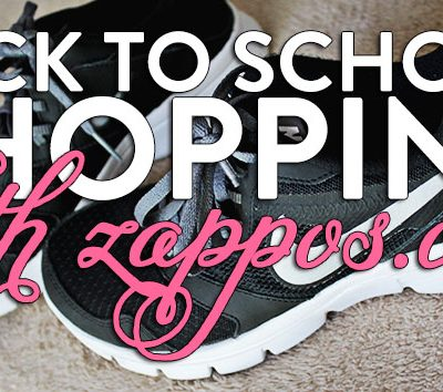 Back to School with Zappos