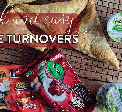 Fall Recipes   Quick and Easy Apple Turnovers