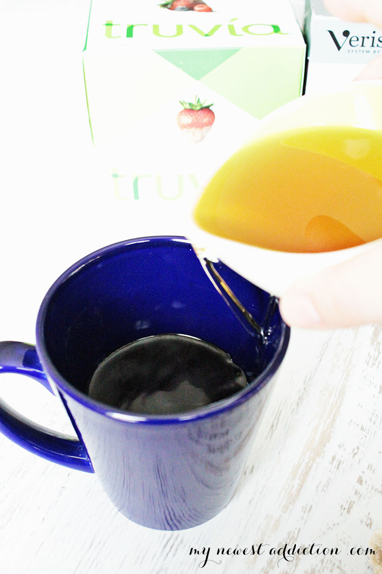 Low Calorie Simple Syrup
