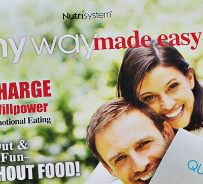 Nutrisystem   My Way Made Easy