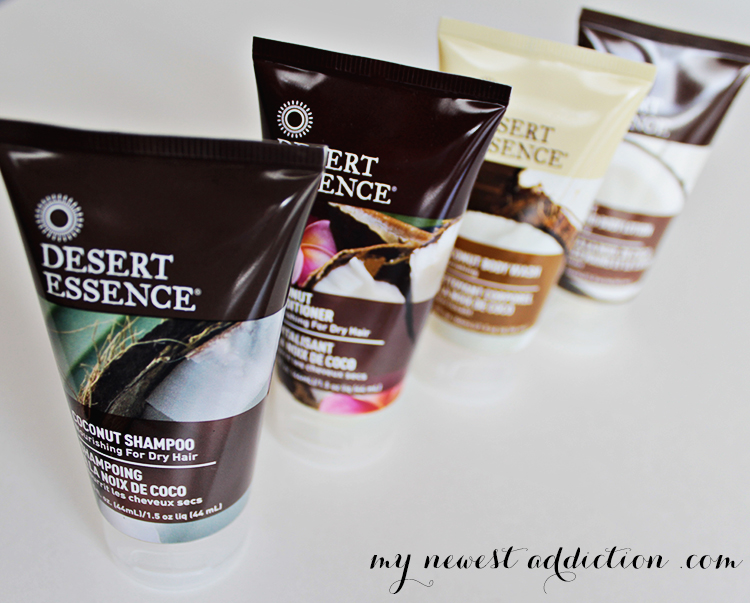 Travel Must Haves Giveaway Desert Essence